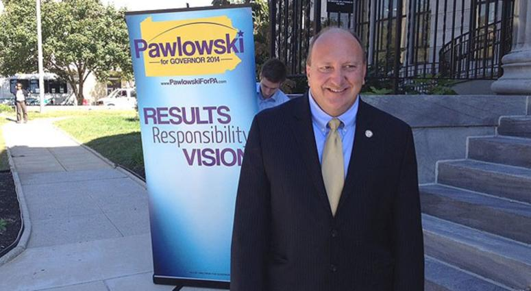 Ed Pawlowski is shown in 2014