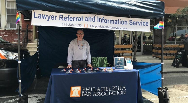 The Philadelphia Bar Association is dedicating Oct. 16 to offering free legal advice to those who may need it.