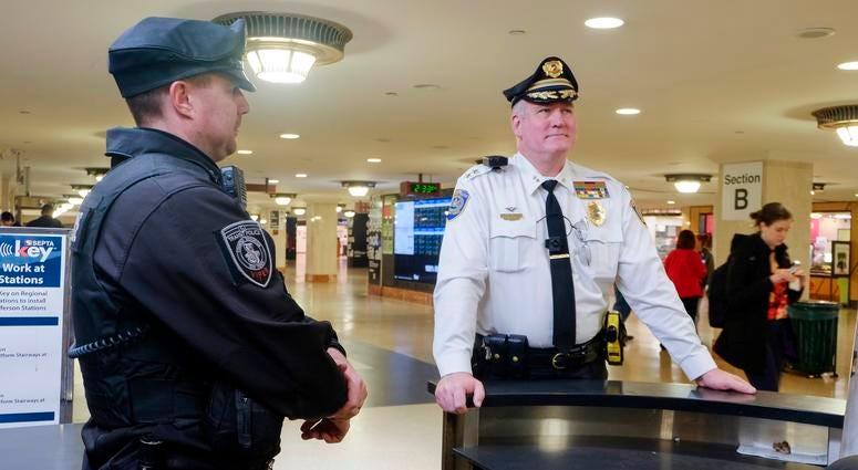 SEPTA Transit Police