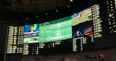 William Hill Sports Book at Ocean Resort Casino in AC