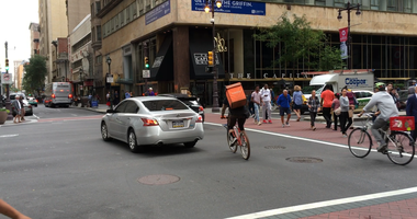 Starting Monday and running until Thanksgiving, extra police and Philadelphia Parking Authority officers will be strictly enforcing the rules on Market Street from Seventh to 13th streets, and on Chestnut Street between 10th and 22nd streets.