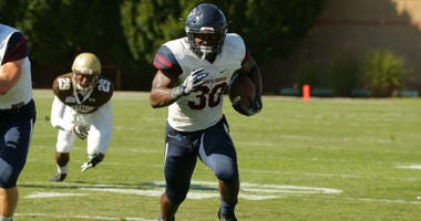 Senior running back Karekin Brooks is the fourth all-time leading rusher in Penn football history.