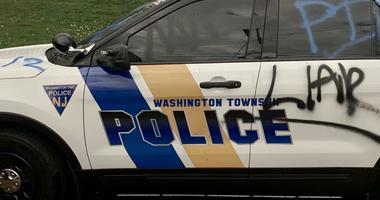Washington Township vandalism