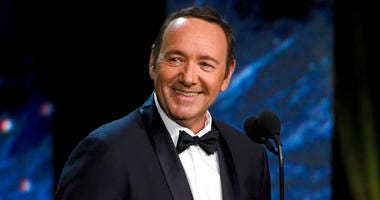 Kevin Spacey (AP PHOTO)