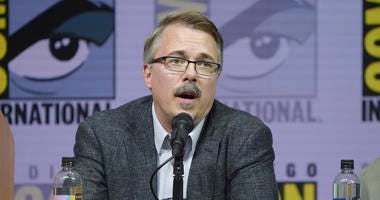 """Breaking Bad"" creator Vince Gilligan"