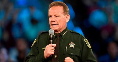 Broward County Sheriff Scott Israel