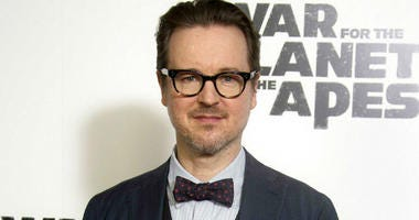 """FILE - In this June 19, 2017 file photo, director Matt Reeves appears at the screening of the film """"War for the Planet of the Apes"""" in London."""