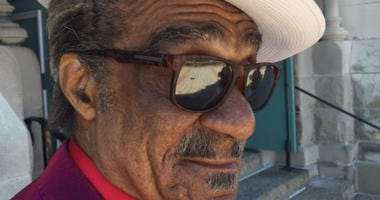 """R&B singer and songwriter Andre Williams died Sunday at age 82. Williams co-wrote """"Shake A Tail Feather."""""""