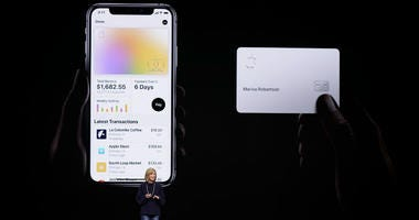 Apple is hoping a credit card will entice more iPhone owners to use Apple Pay.