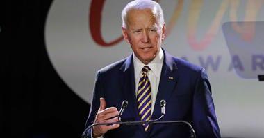 Former Vice President Joe Biden speaks at the Biden Courage Awards.