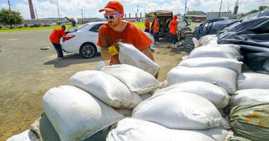 The Mississippi Emergency Management Agency is telling people in the southern part of the state to be prepared for heavy rain from Tropical Storm Barry as it pushes northward through the Gulf of Mexico.