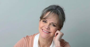 In this March 3, 2017 file photo, actress Sally Field poses for a portrait in New York. Iconic actress Sally Field and foundational children's show Sesame Street top this year's class of Kennedy Center Honors recipients.