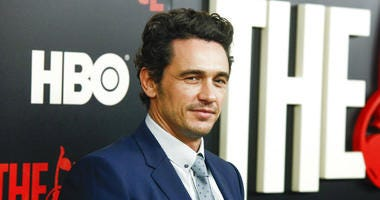 """James Franco at the premiere of HBO's """"The Deuce"""" third and final season in New York."""