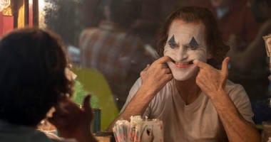 """Joaquin Phoenix in a scene from the film """"Joker."""""""