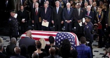 Elijah Cummings funeral