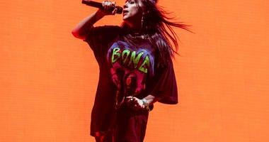 Billie Eilish performs at the Coachella Music & Arts Festival in Indio, Calif.