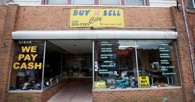 Buy n Sell pawn shop