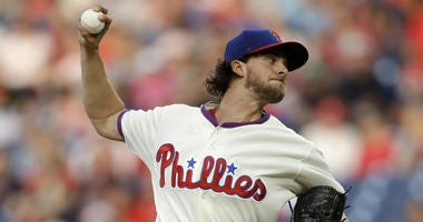Philadelphia Phillies' Aaron Nola