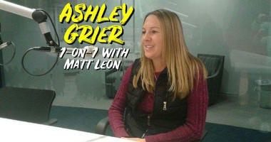 Ashley Grier.