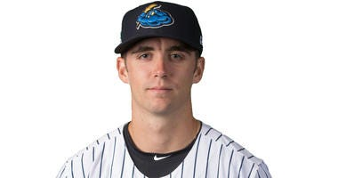 Trenton Thunder outfielder Ben Ruta