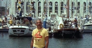 Jay Lloyd on assignment in Cadiz, Spain