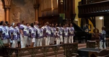 St. Thomas Gospel Choir