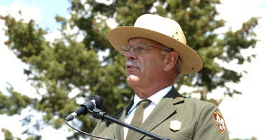 Yellowstone Superintendent Dan Wenk