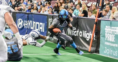 "Darius ""Money"" Reynolds, of the Philadelphia Soul"