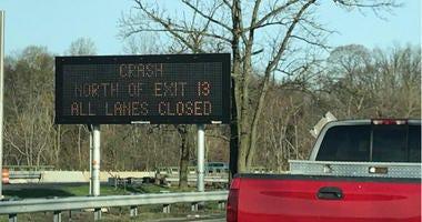 Route 42 Crash