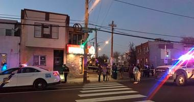 Frankford shooting