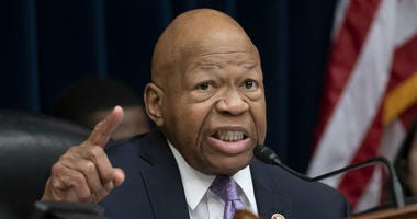 In this April 2, 2019, file photo, House Oversight and Reform Committee Chair Elijah Cummings, D-Md., speaks on Capitol Hill in Washington.