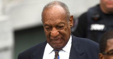 Bill Cosby departs the Montgomery County Courthouse on the first day of sentencing in his sexual assault trial on September 24, 2018 in Norristown, Pennsylvania.