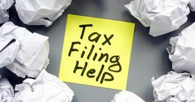 Tax filing help.