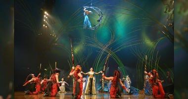 "Cirque du Soleil's ""Amaluna"""