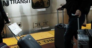 New Jersey Transit train