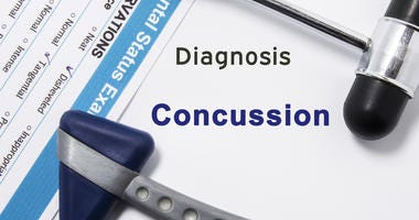 Concussion.