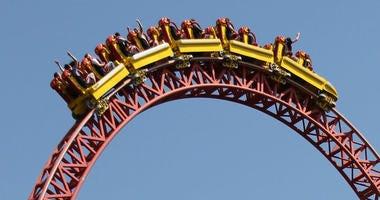 Storm Runner roller coaster, Hershey Park