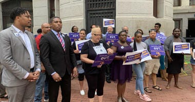 Two new candidates joined the race for Philadelphia City Council-at-large Wednesday. They're backed by the Working Families Party, and they're targeting seats traditionally held by Republicans.