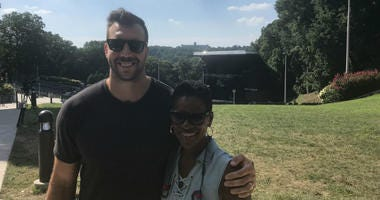 Connor Barwin is teaming up with a popular summer music venue to help neighborhood kids fly high, and it's part of an ongoing commitment to the Philadelphia community.