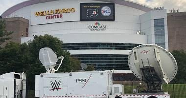 WWE in Philly