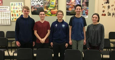 A series of concerts this weekend at a Bucks County middle school will be sending the proceeds to a foundation that funds music programs for schools that can't afford the cost of instruments.