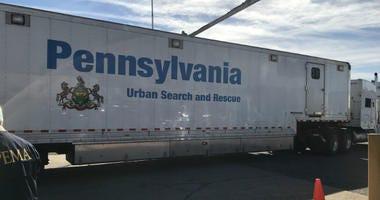 PA Task Force 1 is back in Philadelphia today
