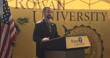Rowan University is touting a 14.5 million grant from the Army, the largest research grant in the school's history.