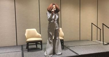 "Tina Lifford of the Oprah Winfrey Network series ""Queen Sugar,"" spoke at the Women of Destiny Breakfast."