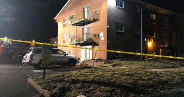 Four people were found dead inside a Bucks County apartment Monday afternoon.