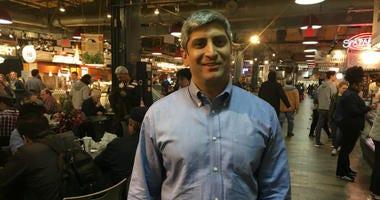 Anuj Gupta, GM Reading Terminal Market