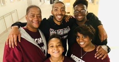 A 23-year-old East Mount Airy man is still in shock days after Billionaire Robert Smith paid off the student loans of Morehouse College's Class of 2019.