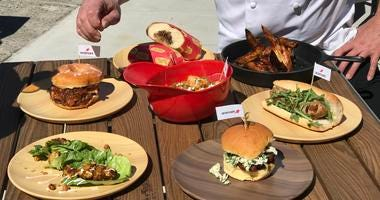 More food options have been added to Citizens Bank Park than ever before.