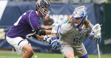Cabrini standout Jordan Krug was drafted last week by the NLL's Philadelphia Wings.