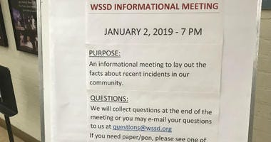 A local act of hate which has garnered national attention, brings a community together as they find out about just what's going on with the investigation.